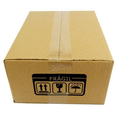 Caixa de Papelão D5 27x18x9 Cm - 25 Unidades
