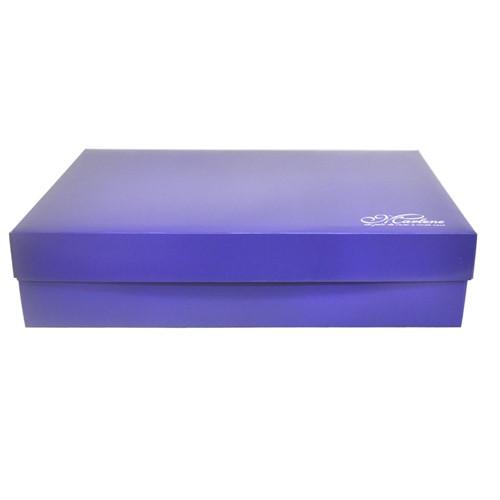 Caixa de Presente Marlene Azul