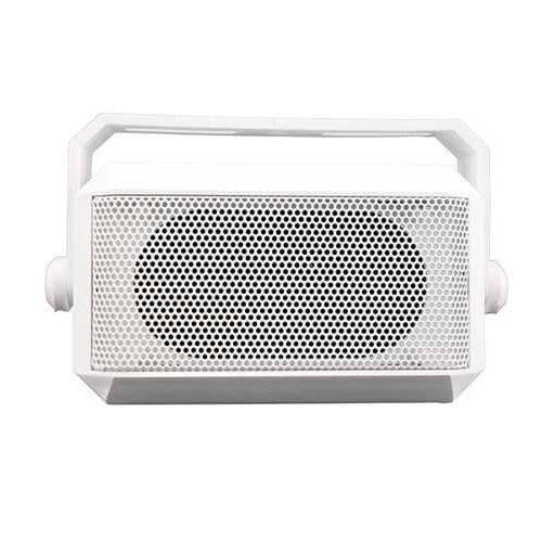 Caixa de Som Acústica Ebl Potência 11w Rms - Branca