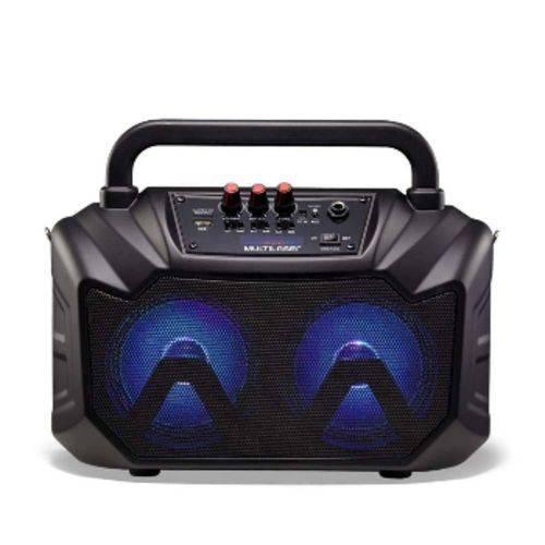Caixa de Som Amplificadora Portatil Sp289 USB Sd Fm Bluetoolh Multilaser