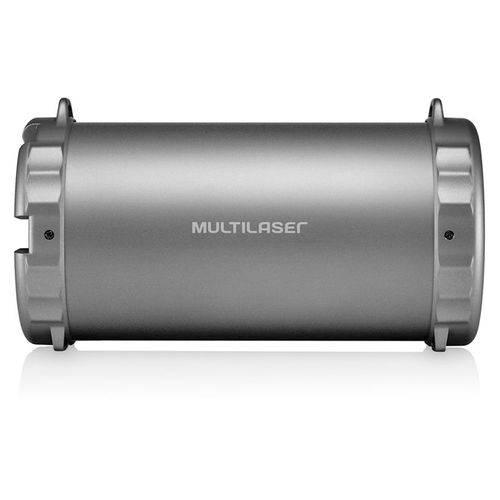 Caixa de Som Bazooka Bluetooth Preta - Multilaser 20w MUL-344