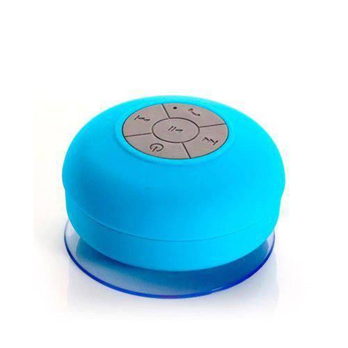 Caixa de Som Bluetooth a Prova D´agua - Azul