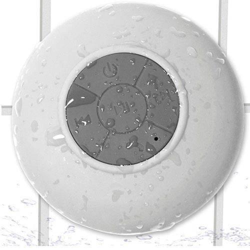 Caixa de Som Bluetooth a Prova D´Agua - Branca