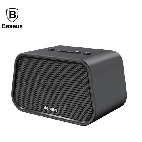 Caixa de Som Bluetooth E02 - Preto - Baseus