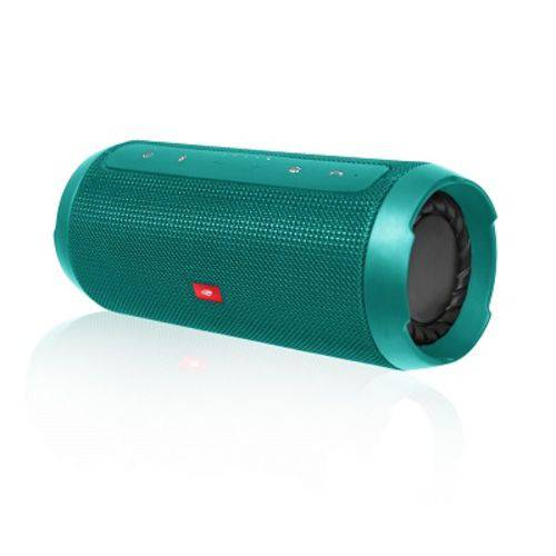 Caixa de Som C3 Tech Bluetooh Pure Sound Verde Sp-b150gr