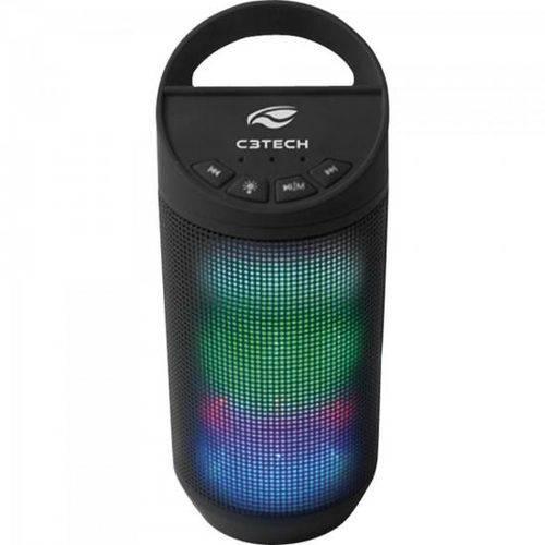 Caixa de Som C3tech Sp-b50bk Beat Portatil Bluetooth