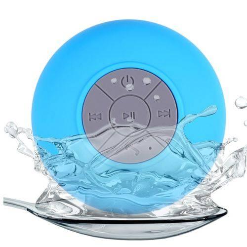 Caixa de Som Portátil Bluetooth à Prova D'Água