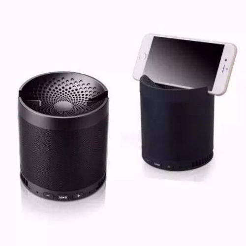 Caixa de Som Portátil Bluetooth Hf-q3 Preto