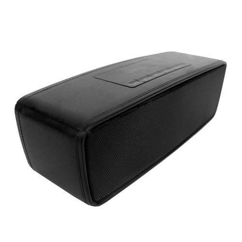 Caixa de Som Portátil Bluetooth S2025 Preta