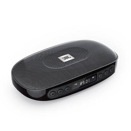 Caixa de Som Portátil JBL Tune Black - Bluetooth / USB / SD / FM