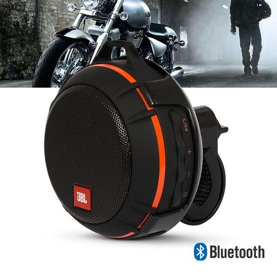 Caixa de Som Portátil JBL Wind Bt Bluetooth Bike e Moto
