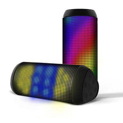 Caixa de Som Soundshine Bluetooth Led Speaker El Shaddai
