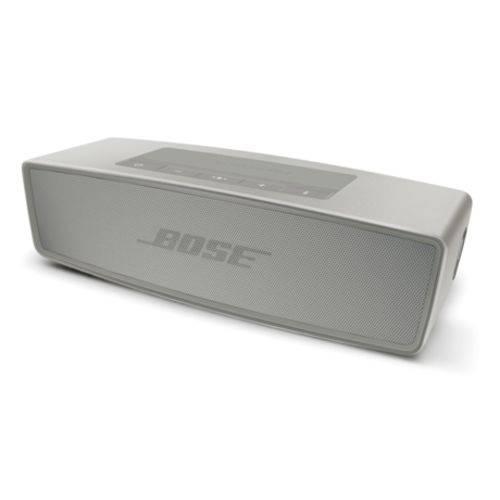 Caixa de Som Speaker Bluetooth Bose Soundlink Mini 2 Pérola
