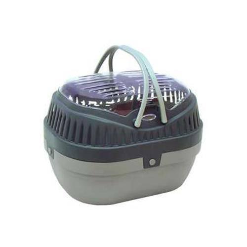 Caixa de Transporte Chalesco Mini Gulliver para Hamster Cores Variadas - Grande