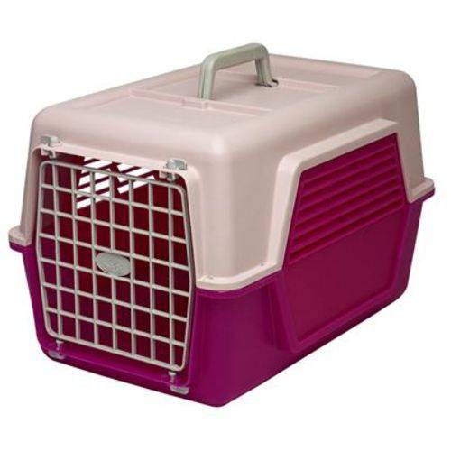 Caixa de Transporte P/ Cães e Gatos 30x31x49cm - Polymer