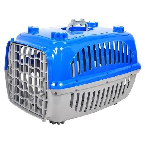 Caixa de Transporte para Gatos e Cães N 1 Burdog