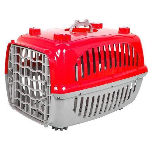Caixa de Transporte para Gatos e Cães N 2 Burdog