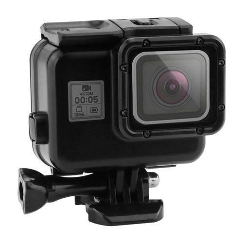 Caixa Estanque Blackout 30m Câmeras GoPro Hero 5 6 7 Black Hero (2018)