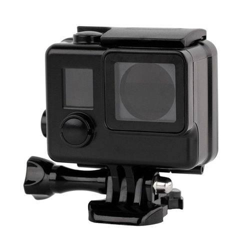 Caixa Estanque Blackout para Câmeras GoPro Hero 3 Hero 3+ e Hero 4