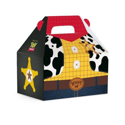 Caixa Maleta Kids Surpresa Toy Story Disney 12x8cm C/10