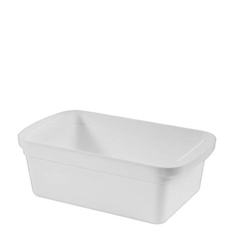Caixa Organizadora Coza Loft Branco 36X21CM - 25251