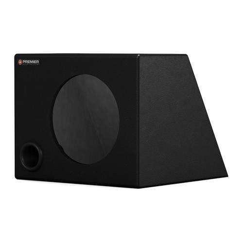Caixa Premier Audio Dutada Trapezoidal para 1 Alto-Falante de 8