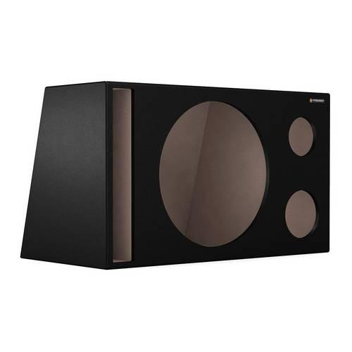 Caixa Premier Audio Dutada Trio Duo Pancadão para 1 Alto-Falante de 15, 1 Corneta Driver 2 e 1 St