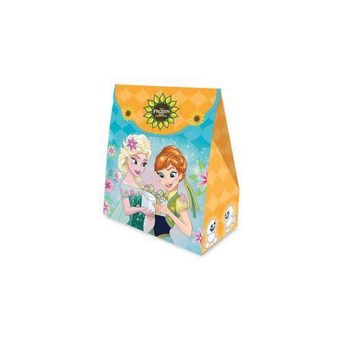 Caixa Surpresa Frozen Fever - Febre Congelante 8un