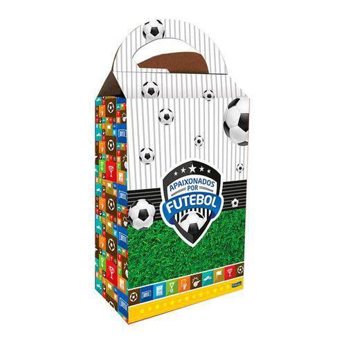 Caixa Surpresa Futebol 08 Unidades Festcolor