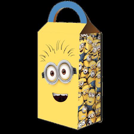 Caixa Surpresa Maleta Minions - 08 Unidades
