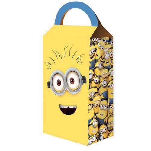 Caixa Surpresa Minions 8un