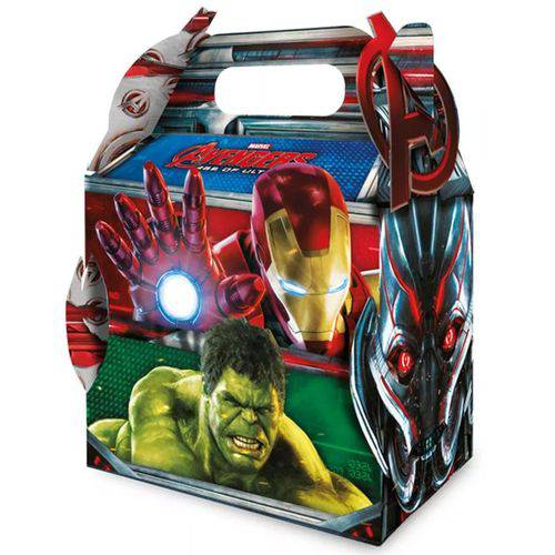 Caixa Surpresa os Vingadores - a Era de Ultron