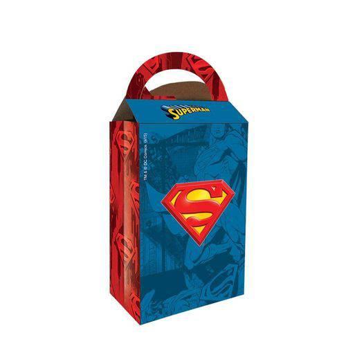 Caixa Surpresa Superman 08 Unidades Festcolor