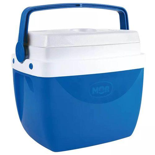 Caixa Térmica 12 Litros Azul com Alça Mor 1026454