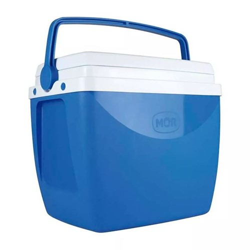 Caixa Térmica 18 Litros Azul Mor 25108181
