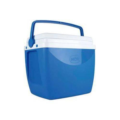 Caixa Térmica 18 Litros Azul Ref 25108181mor