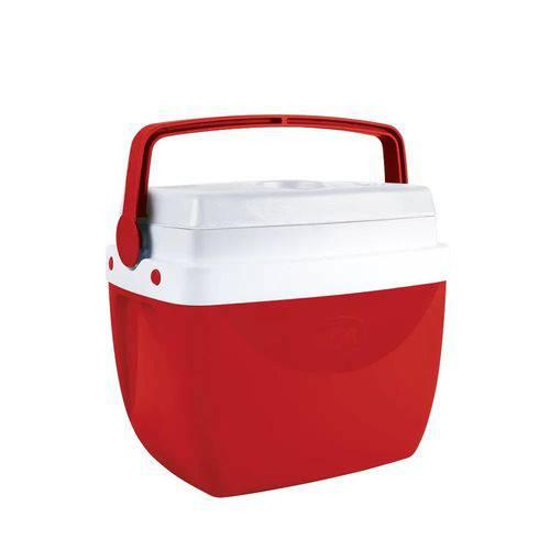 Caixa Térmica 12L Vermelha