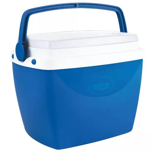 Caixa Térmica 6 Litros Azul com Alça Mor 1026455