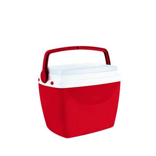 Caixa Térmica 6 Litros Vermelha
