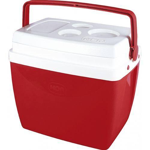 Caixa Térmica 26l - Vermelho