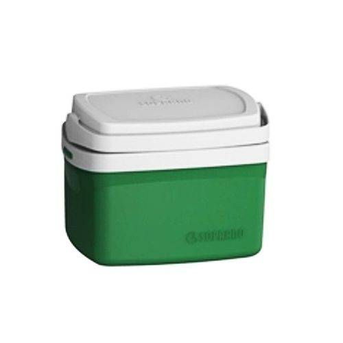 Caixa Térmica Cooler Tropical 5 Litros - Soprano