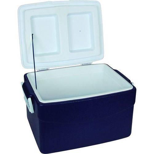 Caixa Termica Glacial 48l Azul - Mor