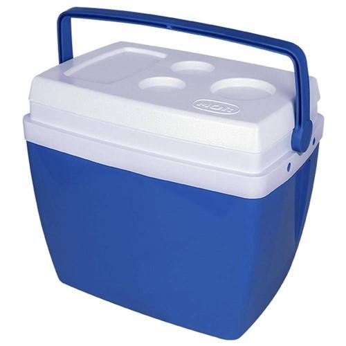 Caixa Térmica Mor - 26 Litros - Azul