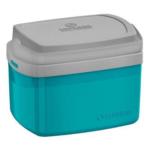 Caixa Térmica Soprano 5 L Azul