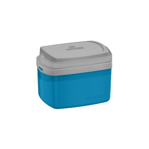 Caixa Térmica Tropical 5 Litros Azul - Soprano