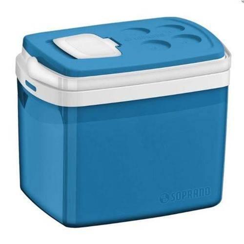 Caixa Termica Tropical 32L Azul