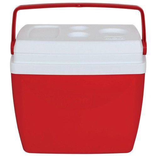 Caixa Térmica Vermelha 18l Mor