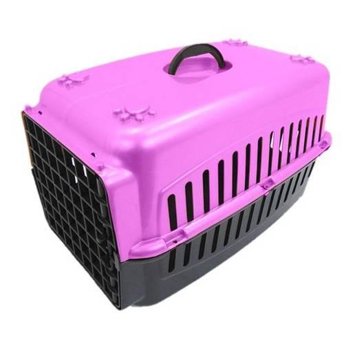 Caixa Transporte para Cães e Gatos N1