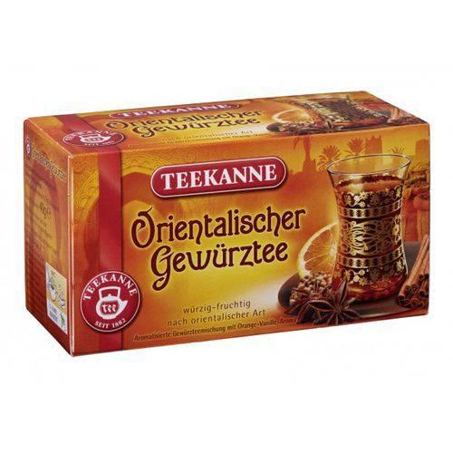 2 Caixas de Chá Especiarias C/ Laranja e Baunilha (20 Saq) 40g Cada - Teekanne