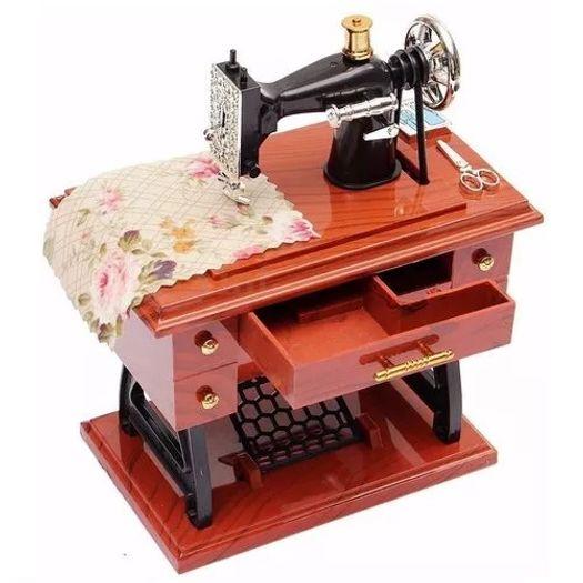 Caixinha Musical de Máquina de Costura 56068-A Sns